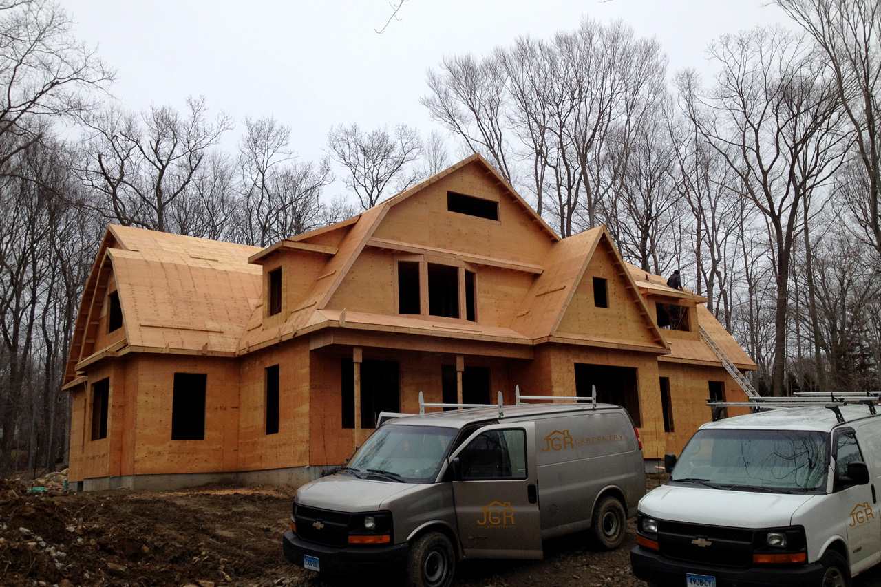 JGR Carpentry Services